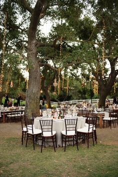 Farm Tables & round tables! Style Me Pretty | GALLERY & INSPIRATION