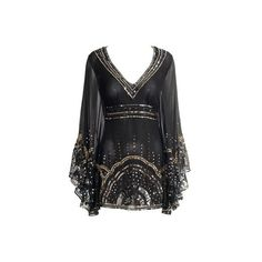 Monsoon Accessorize - Allure Sequin Tunic ($205) ❤ liked on Polyvore featuring tops, tunics, dresses, shirts, sequin tunic, sequin top, shirts & tops and sequin shirt