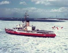coast guard cutter westwind | greenland waters 26 september 1964