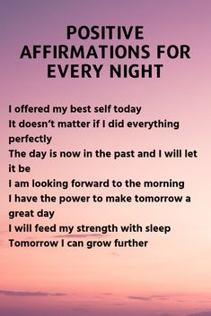 Motivational quotes for life positivity daily affirmations Ideas Positive Affirmations Quotes, Self Love Affirmations, Morning Affirmations, Law Of Attraction Affirmations, Affirmation Quotes, Healthy Affirmations, Positive Mantras, Manifestation Law Of Attraction, Gratitude Quotes