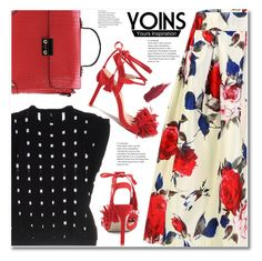 """Yoins #5"" by aida-nurkovic ❤ liked on Polyvore featuring Lily Lolo"
