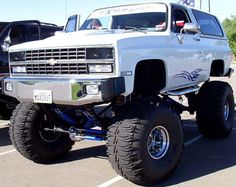 Lifted Cars, Lifted Chevy Trucks, Gmc Trucks, Cool Trucks, Custom Chevy Trucks, Chevy Pickup Trucks, Jeep Truck, Chevy 4x4, Dodge Charger
