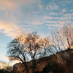The end of a day #Cuenca #sky #travelgram #TLPicks #lovetotravel #traveler