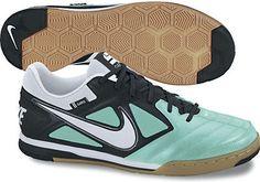 cheap for discount 5a2b1 e42ec Nike5 Gato Indoor Soccer Shoes (Calypso Black Gum Light White)