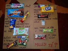 Skvěle význam o lásky Man Birthday, Birthday Ideas, Pop Tarts, Fondant, Diy And Crafts, Birthdays, Christmas Gifts, Presents, Packaging
