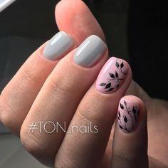 Модный дизайн маникюра на короткие ногти 2017 года на фото. Тенденции маникюра на короткие ногти весна, лето, осень и зима. Гель лак, шеллак 2017 фото.