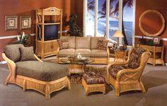 Ocean Beach wicker and rattan furniture