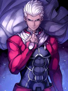 Archer (Fate/stay night) Pixiv Id 6015757, Fate/stay night, Archer (Fate/stay night)
