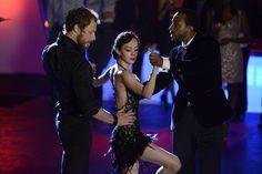 A Lost Girl tango for three (Dyson, Kenzi, and Hale)(aka Kris, Ksenia, and K.C.)