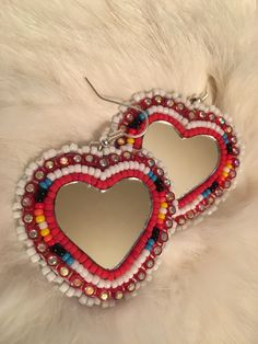 A personal favorite from my Etsy shop https://www.etsy.com/listing/513521922/handmade-native-american-style-beaded