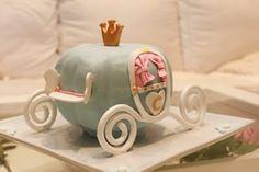 Beautiful Cinderella cake from Atelier Sucrème