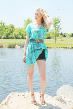 Johnny Was - AMaVo Boutique Johnny Was Clothing, Overall Shorts, Overalls, Turquoise, Boutique, Clothes, Women, Style, Fashion