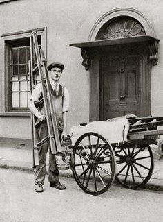 Window Cleaner in Islington