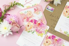 Wedding Stationery {The Love Lust List Guide}
