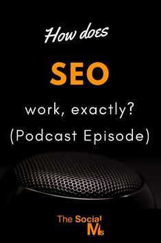 Podcast Episode: Did you ever ask yourself how SEO actually works? Why you need to build links? What the difference between high- and low-quality links is? SEO, link-building, search engine optimization #seo #linkbuilding #bloggingtips #whatisseo