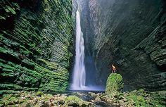 Parque Nacional Chapada da Diamantina - Bahia - Brasil