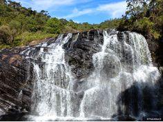 Cascade Horton Plains, Sri-Lanka