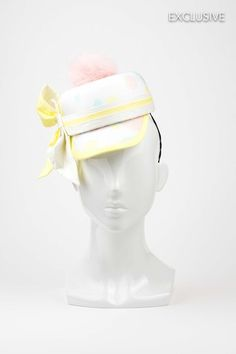 Dress-up this Melbourne Cup in Lisa Tan Millinery at The Eternal Headonist