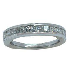 1.0 cttw. Channel Set Diamond Band https://www.goldinart.com/shop/diamond-bands/1-0-cttw-channel-set-diamond-band
