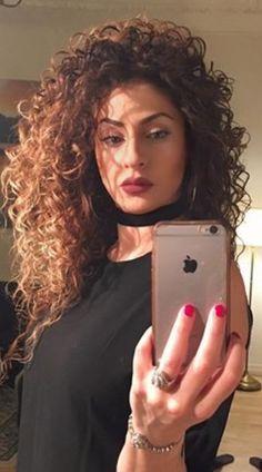 70 Super Ideas Womens Hair Cuts With Bangs Curls Really Curly Hair, Curly Hair Tips, Big Hair, Hairstyles With Bangs, Braided Hairstyles, Afro, Gorgeous Hair, Naturally Curly, Hair Makeup