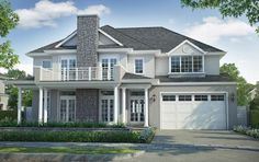 hamptons style exterior colours - Google Search