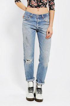 jeans, doc martens