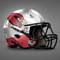 @azcardinals concept helmet for 2016-17. What do you think #BirdGang and…