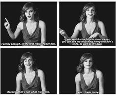 Emma Watson. X