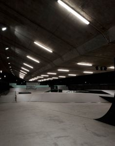BaySixty6 - Skate Park London. http://www.syntec.uk.com/projects/leisure/bay-sixty-6
