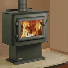 Quadra Fire 4300 Millennium A Great Wood That Will Fit Comfortably