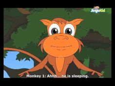 Moral stories for Kids - Cap Seller And a Monkey - Children Animated Stories