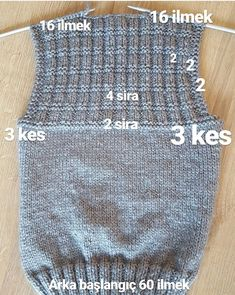 Best 12 – Page 296885800437607768 – SkillOfKing.Com - AmigurumiHouse Baby Boy Sweater, Knit Baby Sweaters, Knitted Baby Clothes, Baby Vest, Baby Pants, Baby Cardigan, Baby Knitting Patterns, Baby Sweater Knitting Pattern, Vest Pattern