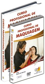 Curso Profissional de Maquiagem