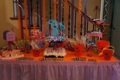 Blues Clues Birthday Party Ideas | Photo 1 of 13