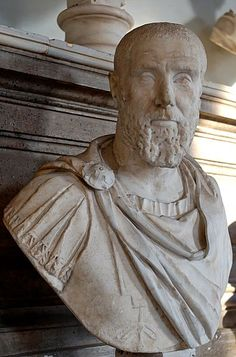 The 30th Roman Emperor was Pupienus Maximus, who served as co-emperor with Balbinus. Chosen by the Senate on July 29, 238, they reigned for only three months. Eventually, the Praetorian Guard, angered at losing power to the Senate in the choice of emperor, assassinated both men in Rome on July 29, 238.