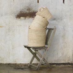Waste Basket Set