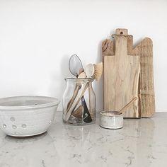 a sunny kitchen scene   #Regram via @countyroadliving