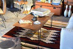 ミッドセンチュリースタイルがおしゃれなコーヒーテーブル:ミッドセンチュリー,ヴィンテージ&レトロ,ライトブラウン系,Home's Style(ホームズスタイル)のローテーブルの画像