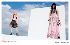 Louis Vuitton's Spring 2016 Ads Stars a Final Fantasy Character, Jaden Smith and Tons of Bags