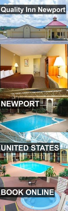 Hotel Quality Inn Newport in Newport, United States. For more information, photos, reviews and best prices please follow the link. #UnitedStates #Newport #travel #vacation #hotel