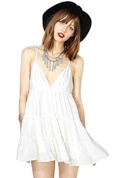 Nasty Gal Sweet Talker Dress