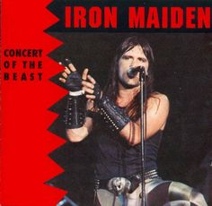 Iron Maiden.......this was the first metal band I had ever heard. It was love at first hear. ;) So many years ago....*sigh*