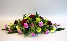 nice Inspiring Horizontal Flower Arrangement Check more at http://www.scentimentsflowers.com/inspiring-horizontal-flower-arrangement/