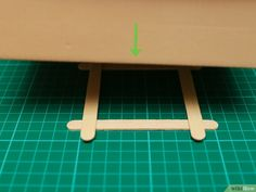 How to Build a Popsicle Stick Tower. Popsicle stick towers are a common engineering project to be assigned in school.Your assignment may have various criteria for height, weight, and number of popsicles, but this guide will give you a. Engineering Projects, Wood Glue, Popsicle Sticks, Diy Wood Projects, Popsicles, Tower, Building, Pictures, Image