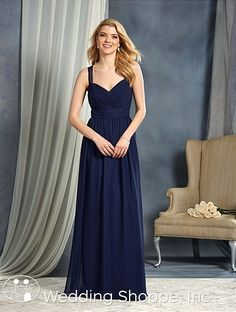 $159 Alfred Angelo  Bridesmaid Dress 7364L This is my bridesmaid dress, just in viola