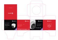 Packaging Camera CCTV, Safire, HDTVI