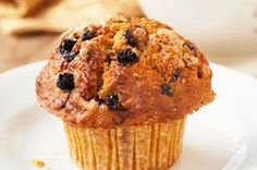 Looking for a bran muffin recipe with tasty twist? Then, try our recipe for Banana, Raisin and Bran Muffins. The bananas and raisins team up to add extra flavour and moistness to these hearty muffins.