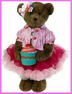 Annette Funicello Dolls & Bears Open-Minded Annette Funicello Plush Collectivle Bear