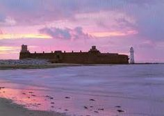 The fort New Brighton