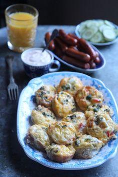 Terveelliset kananmunamuffinit - Tyrniä ja tyrskyjä Potato Salad, Potatoes, Keto, Favorite Recipes, Ethnic Recipes, Potato